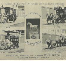 Véhicules Félix Potin