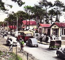 Sion, Avenue de la Forêt.