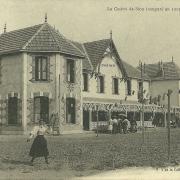 Sion, le casino inauguré en 1903.