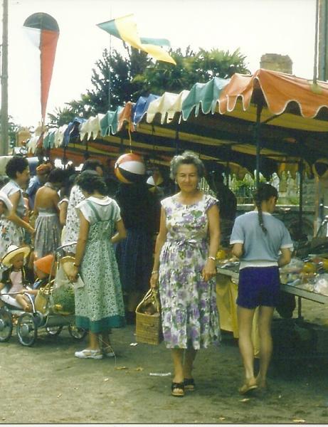 Photos de St-Gilles-Croix-de-Vie 1959.