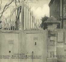 Croix-de-Vie, le castel maraichin.