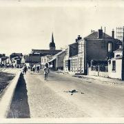 St-Gilles-sur-Vie, vue générale du quai.