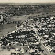 St-Gilles-sur-Vie, vue aérienne.