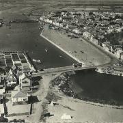 St-Gilles-sur-Vie, vue générale.