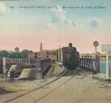 St-Gilles-Croix-de-Vie, en route pour Les Sables d'Olonne.