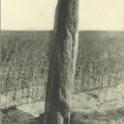 St-Gilles-Croix-de-Vie, un menhir Gallo-Romain.