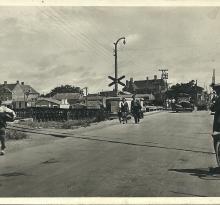 Entre St-Gilles et Croix-de-Vie.