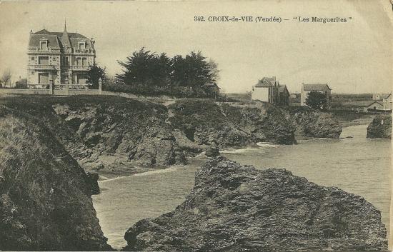 Croix-de-Vie, villa Les Marguerites.