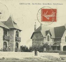 Croix-de-Vie, Ker Pil-Hours, Ste Marie et St François.