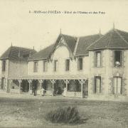 Sion-sur-l'Océan, hôtel de l'Océan et des Pins.