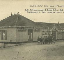Croix-de-Vie, le casino.