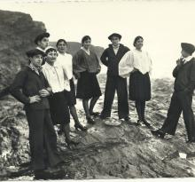 St-Gilles - Croix-de-Vie, le groupe Bise-Dur.