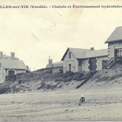 La villa Notre-Dame