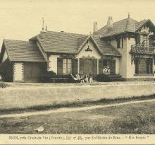 Sion, la villa Ker Ivonic.