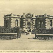 Sion, la villa Malgré Tout.