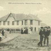 Sion, hôtel de l'Océan et des pins.