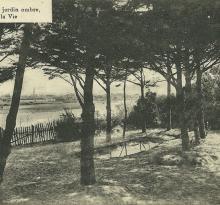 St-Gilles-sur-Vie, un coin ombré sur la Vie.