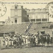 St-Gilles-sur-Vie, la villa Notre-Dame et ses petits pensionnaires.