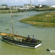 Croix-de-Vie, retour au port.