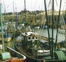 Croix-de-Vie, le port.
