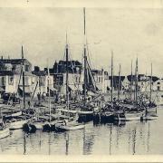 Port et quai de St-Gilles-Croix-de-Vie.