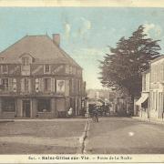 St-Gilles-sur-Vie, route de La Roche.