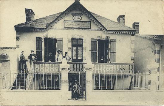 St-Gilles-sur-Vie, villa Ker Simone.