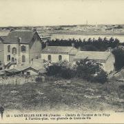 St-Gilles-sur-Vie, chalets de l'avenue de la plage.