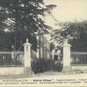 St-Gilles-sur-Vie, hôtel du château.