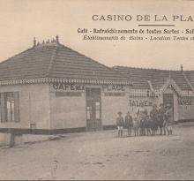 St-Gilles-sur-Vie, le casino de la plage.
