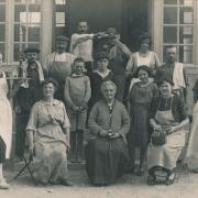 St-Gilles-sur-Vie, personnel colonie de vacances, école maritime.