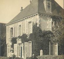 Croix-de-Vie, la villa Les Vagues.