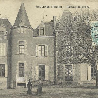 Les châteaux de Vendée