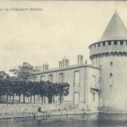 La Bruffière, Château de l'Echasserie.