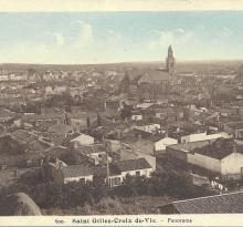 St-Gilles-Croix-de-Vie, panorama.