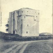 Angles, la tour de Moricq.