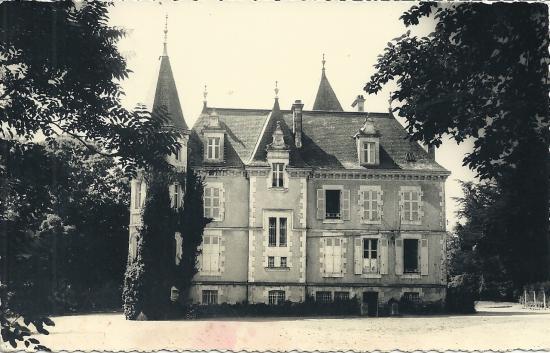 St-Révérend, la Roche-Faudouin, avant sa démolition.