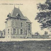 Fougère, château de l'Etang Neuf.