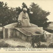 St-Gilles-sur-Vie, monument aux morts.