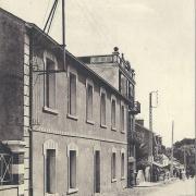 St-Gilles-sur-Vie, groupe colonies scolaires La Parisienne.