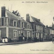 Croix-de-Vie, hôtel Neptune.