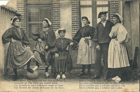 Croix-de-Vie, chanson vendéenne.