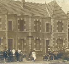 St-Gilles-sur-Vie, villas Les Tamaris et Les Mouettes.