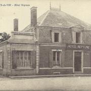 St-Gilles-Croix-de-Vie, hôtel Neptune.