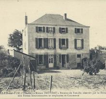 St-Gilles-sur-Vie, villa Fauveau.