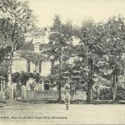 St-Gilles-sur-Vie, villa La Bouchère.