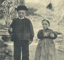 Croix-de-Vie, enfants du marais.