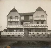 Sion, l'hôtel Fréderic.