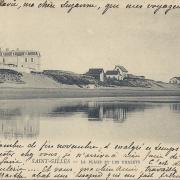 St-Gilles-sur-Vie, la villa Notre-Dame et les chalets.