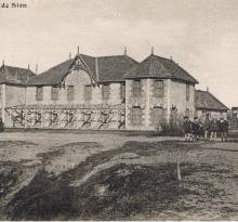Sion, hôtel de l'Océan.